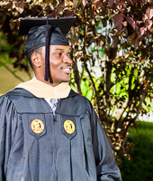 Ontrell Hicks UNCG Graduation 6
